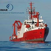IFM Geomar-Forschungsschiff