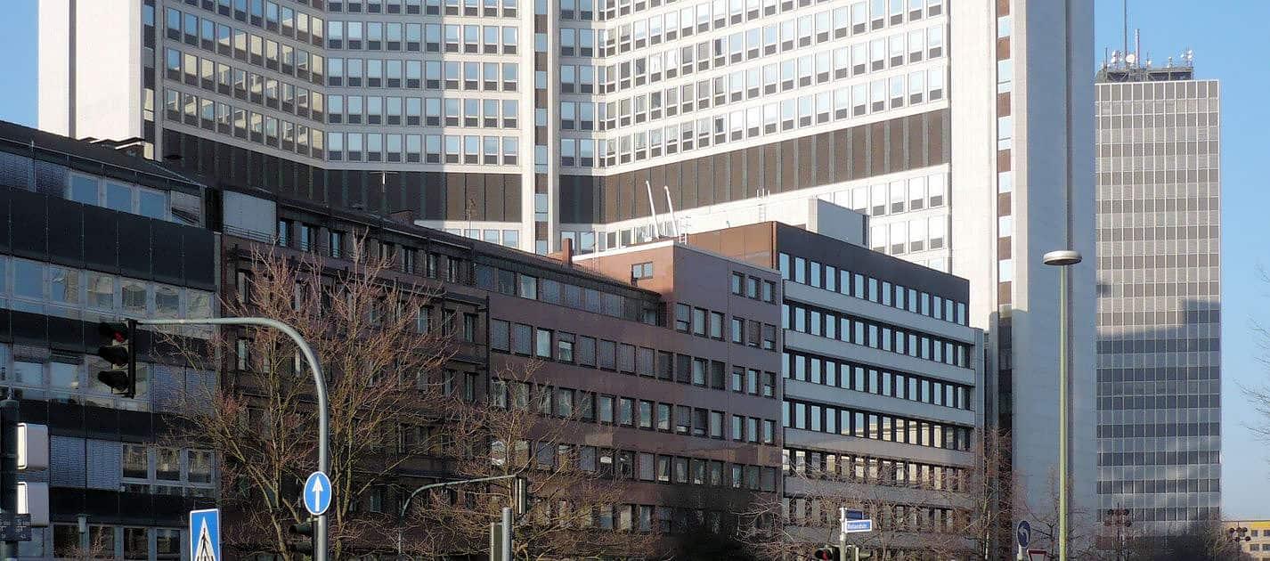 RWE-Zentrale in Essen