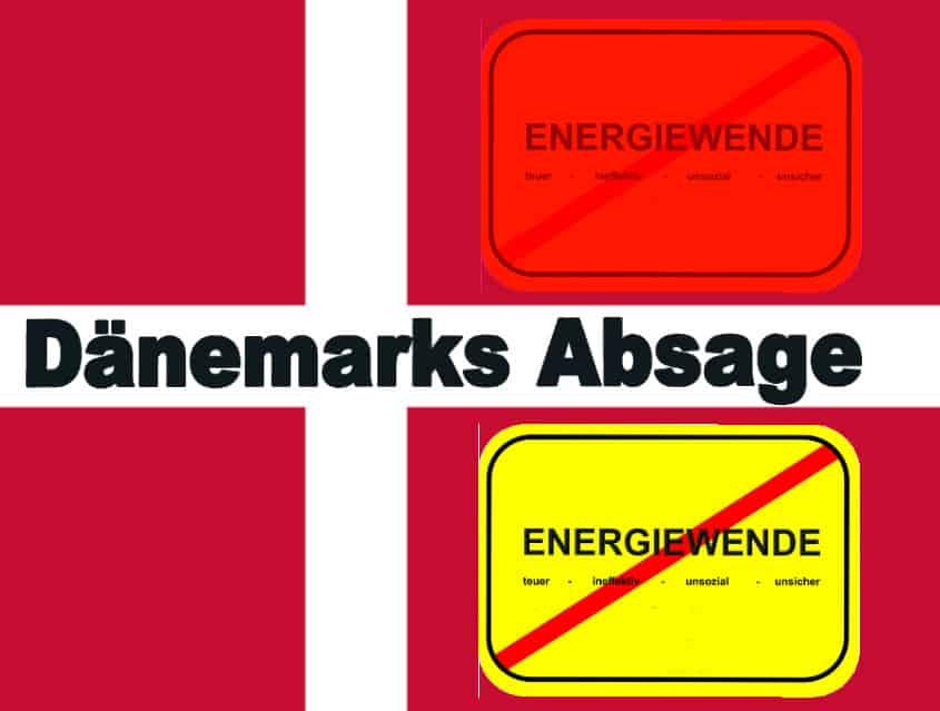 Dänemarks Absage