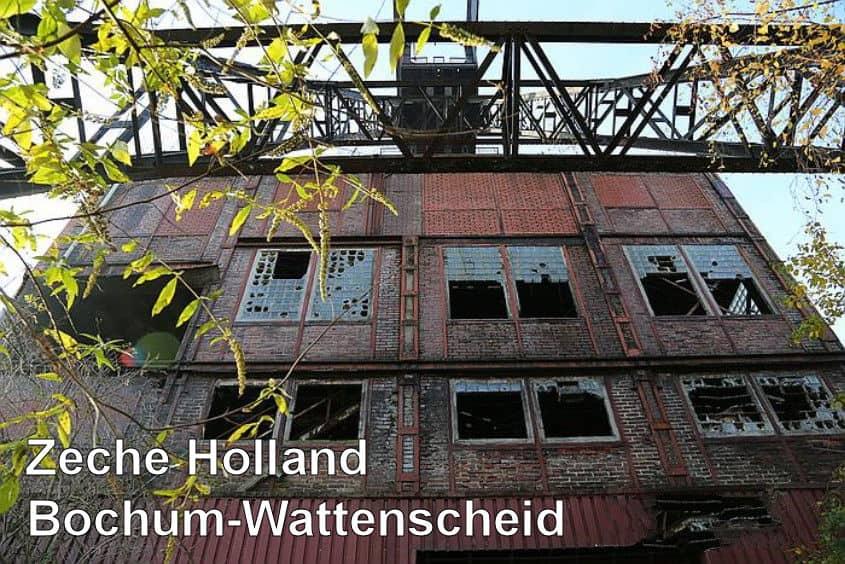 Zeche_Holland_Schacht_4-5, ingo bornemann - lostAreas.de_InPixio