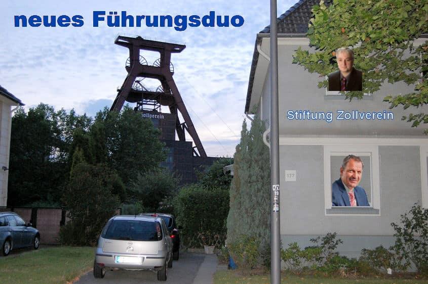 neues Duo Zollverein