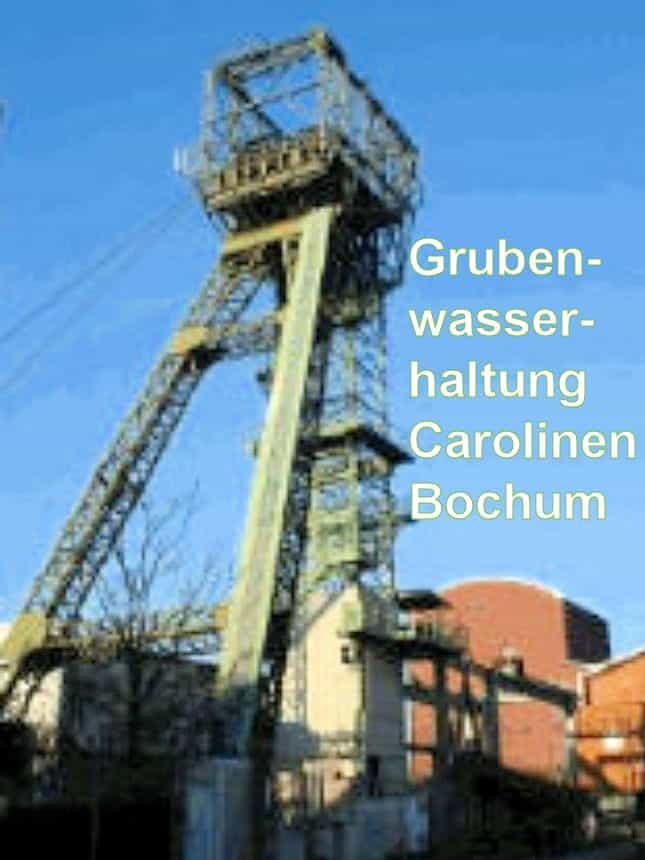 Carolinenglück, Bochum - F