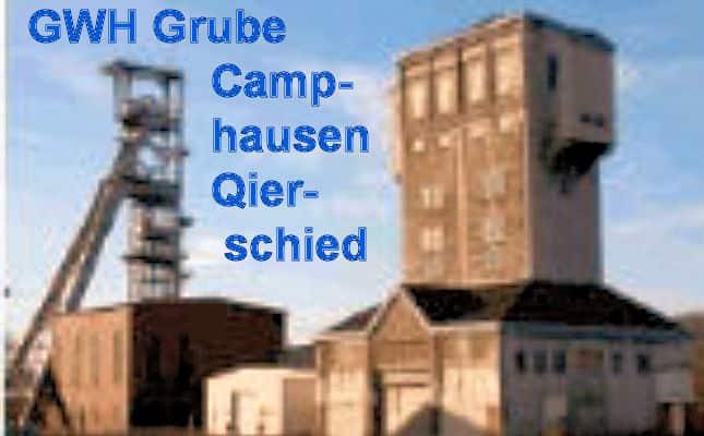 Grube Camphausen, Quierschied, Saarland- F