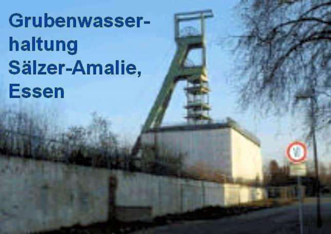 Sälzer Amalie, Essen