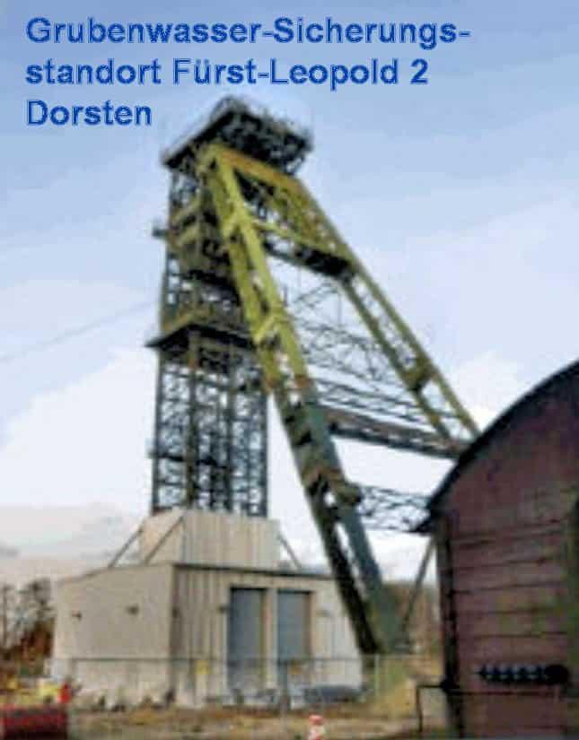 Sicherungsstandort Fürst Leopold, Dorsten