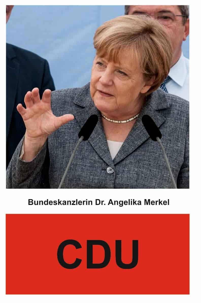 CDU Merkel
