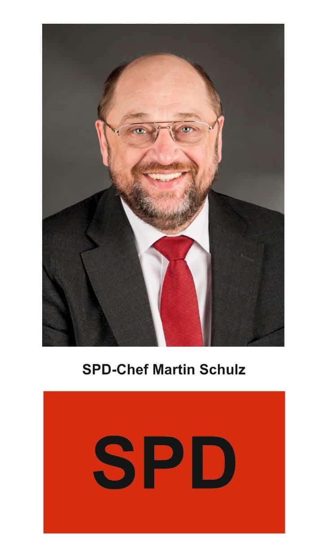 mARTIN sCHULZ SPD