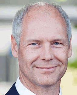 Dr. Willem Huisman, Vorstand DOW Deutschland
