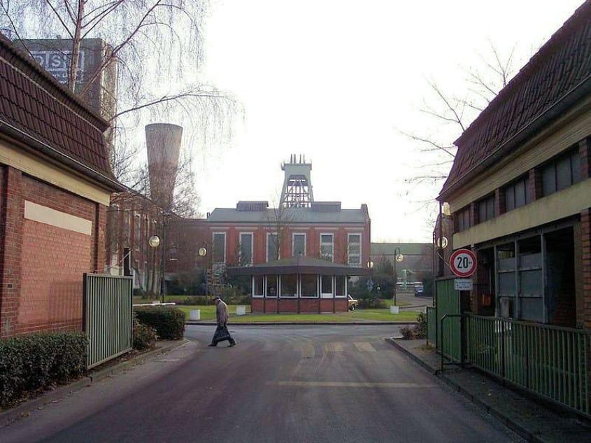 BW Lippe, Schacht Westerholt