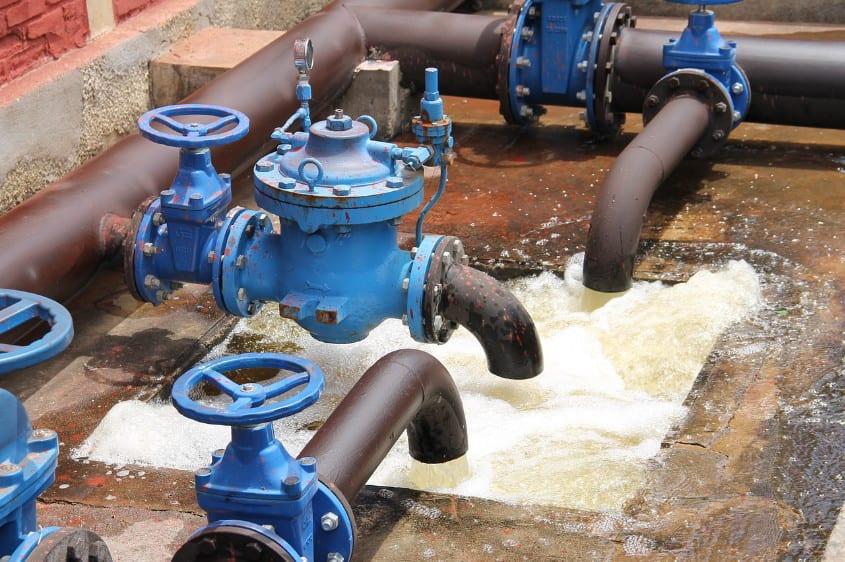 Grubenwasserpumpen