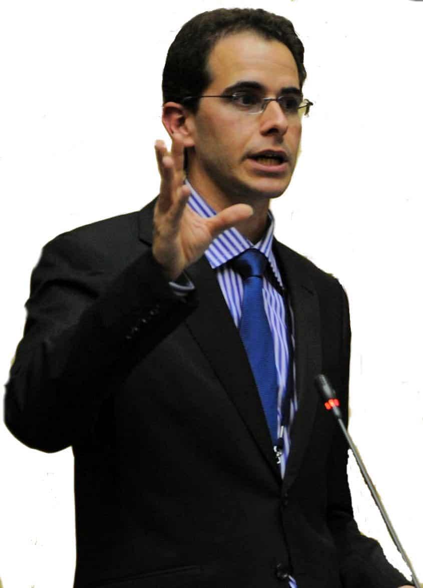 Prof. Dr. Nir Shaviv
