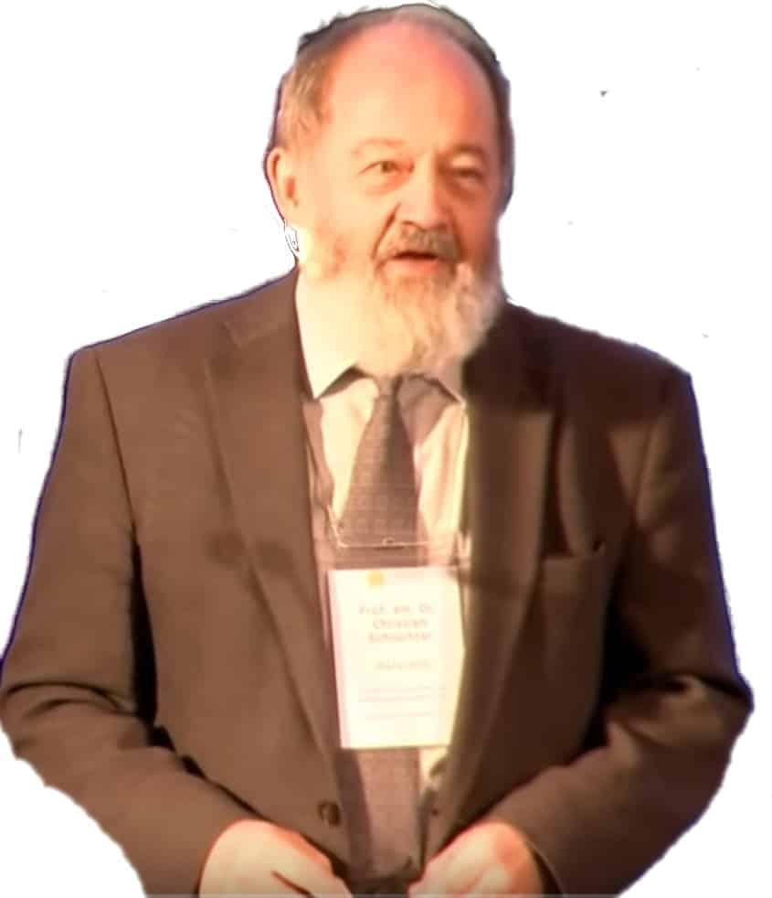 Prof. Dr. Christian Schlüchter