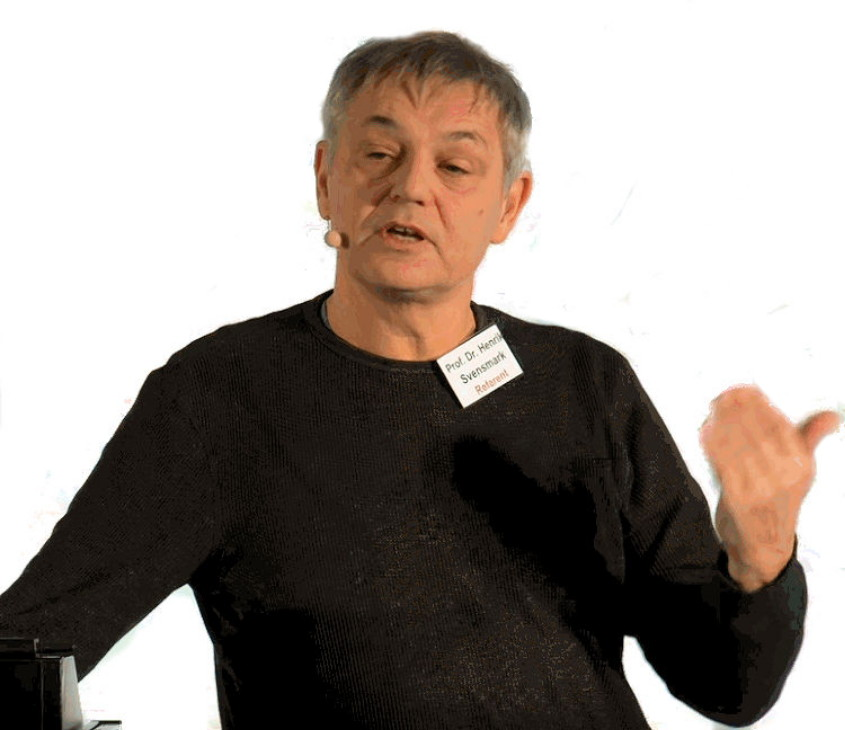 Prof. Dr. Henrik Svensmark, Dänemark