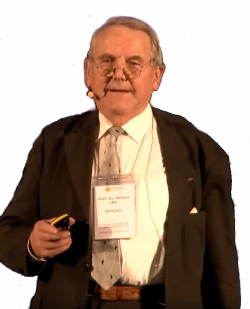 Prof. Dr. Helmut Alt