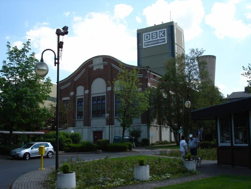 Zeche Westerholt ( BW Lippe) in Herten; Foto: Revierkohle