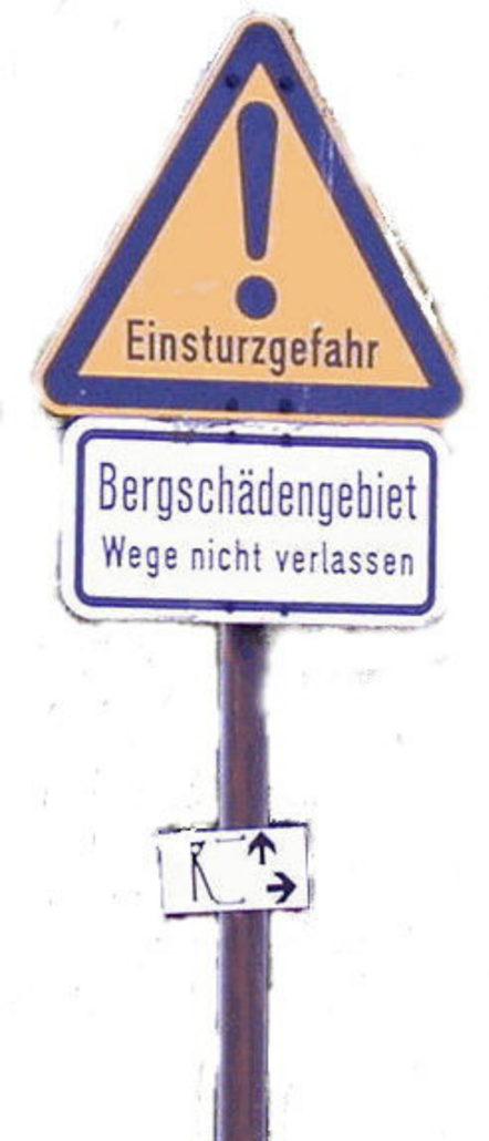 Bergschadensschild