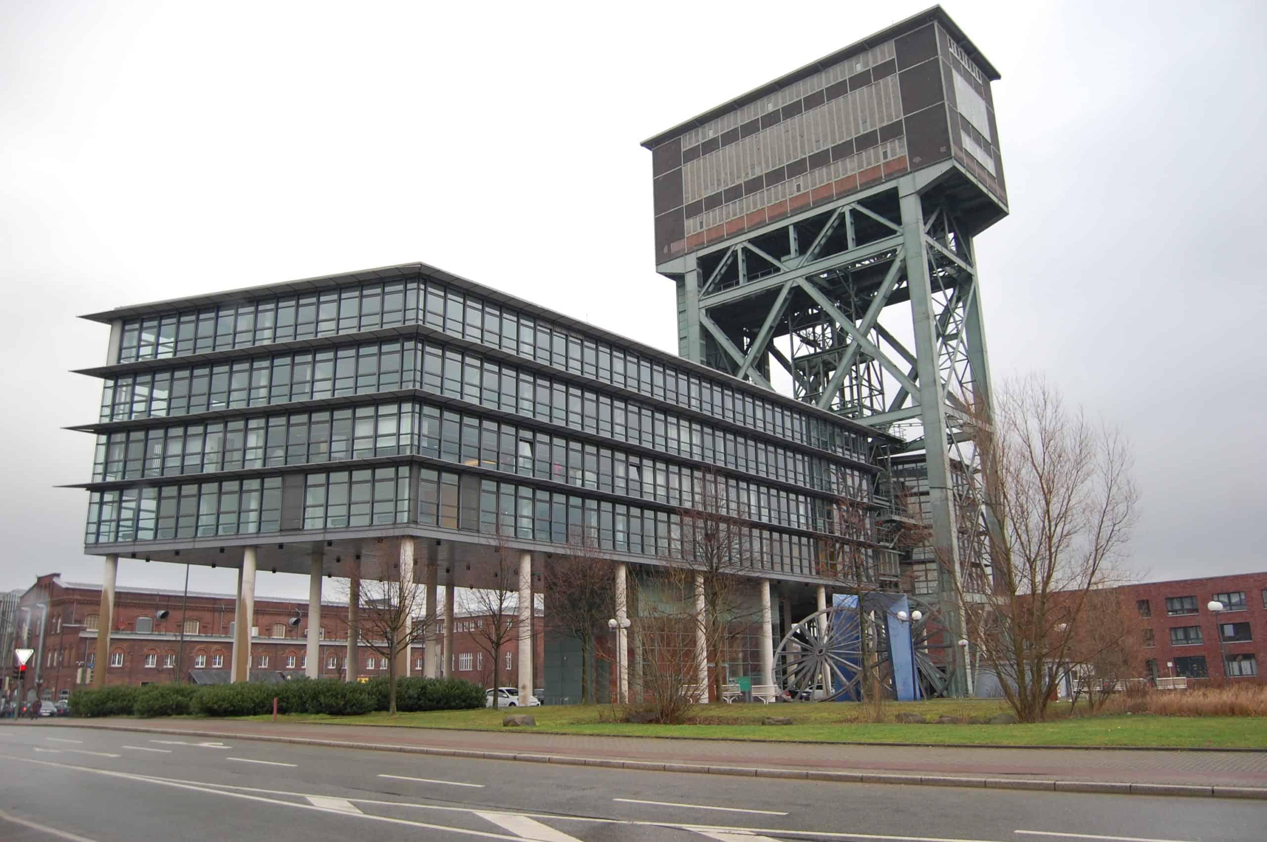 Zeche Minister Stein in Dortmund, Foto: Revierkohe