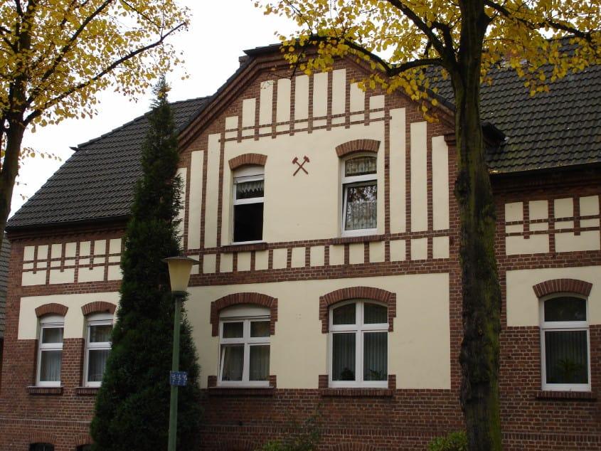 Graf Moltke Phönixstr. Steigerhaus