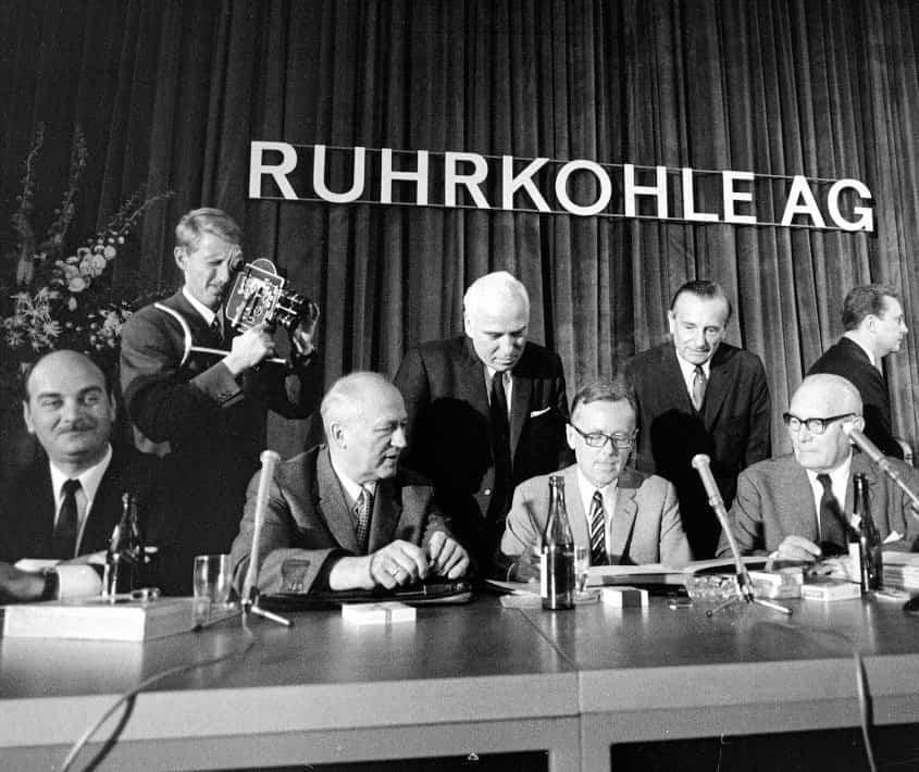 Grundvertrag RAG 1968