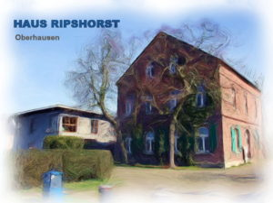 Haus Risphorst, Ölgemälde