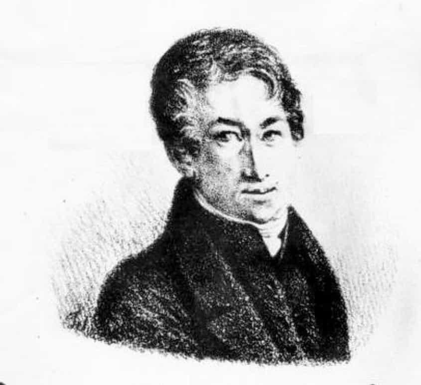 Johan August Arfwedson
