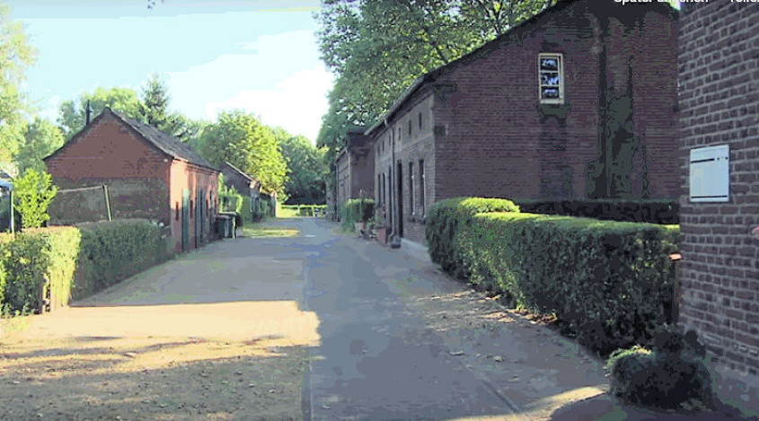 LWR-Museum Bergarbeitersieldung Eisenheim in Oberhausen