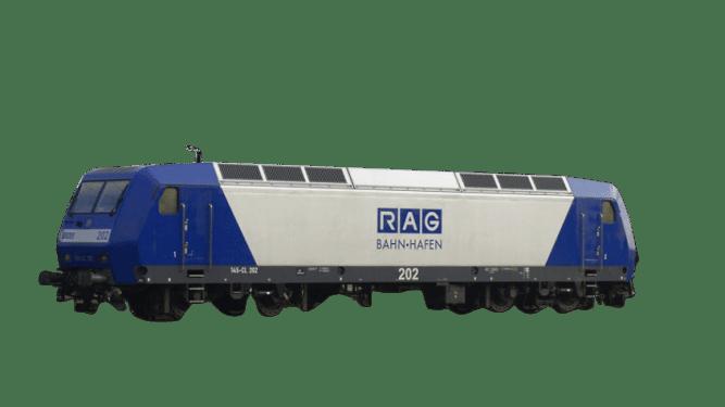 RAG Bahn Hafen