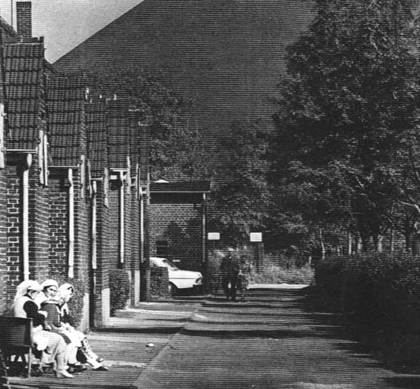 Siedlung OBH-Eisenheim- Foto- Wolfgang Staiger