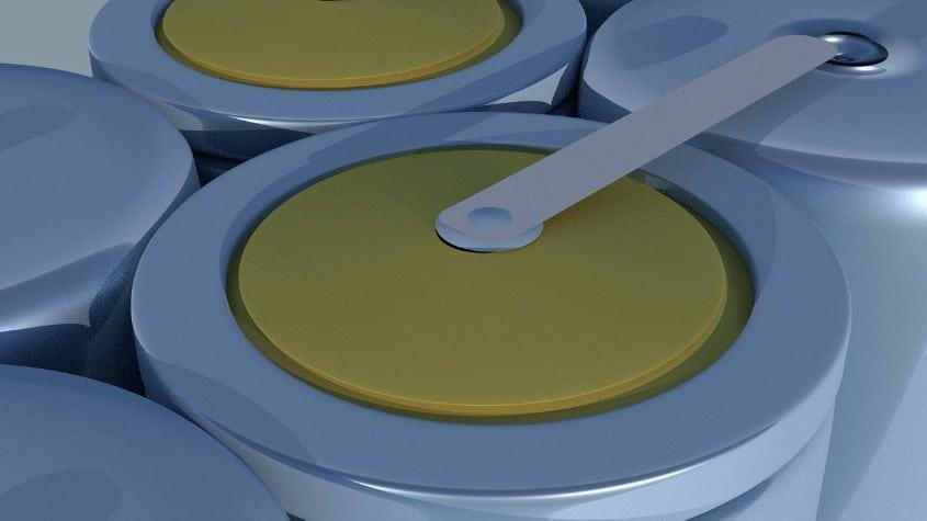 Lithium Ion Batterie