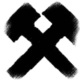 Schlaegel und Eisen Revierkohle-Logo