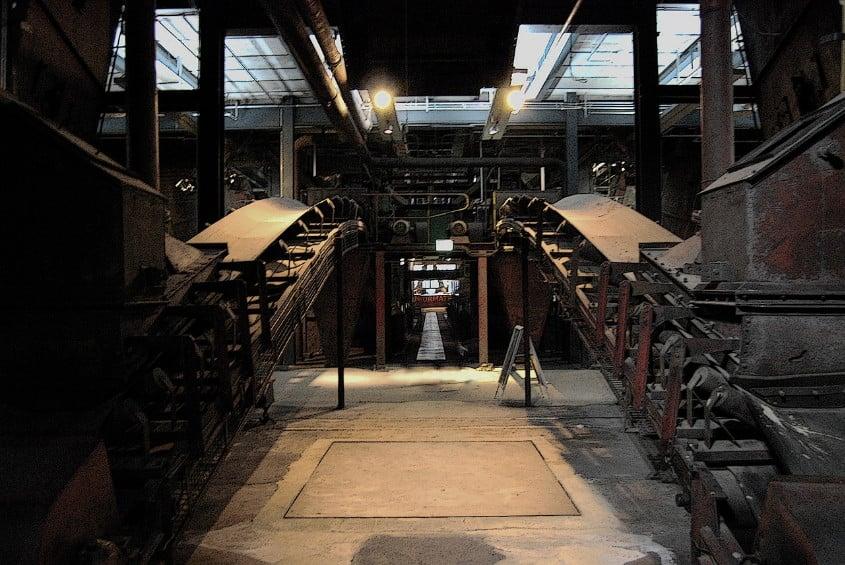 Eingang ehemalige Kohlenwäsche