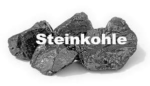 Geschichte der Steinkohle im kleinen Brocken