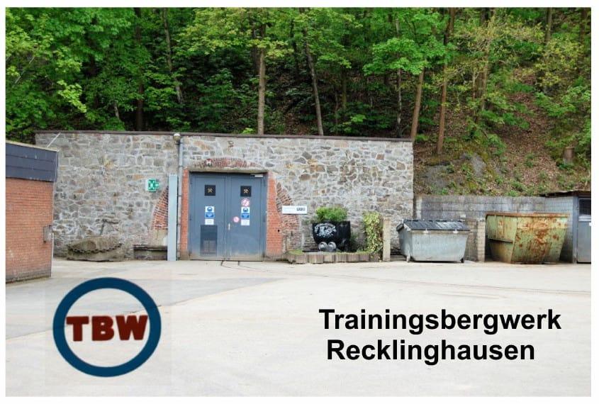 Trainingsbergwerk Recklinghausen