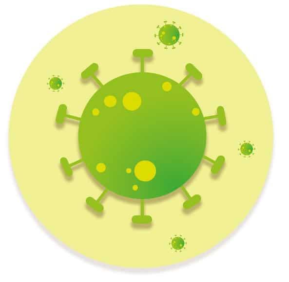 Corona-Virus Illustration