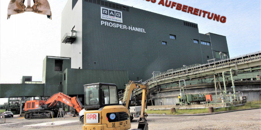 Aufbereitungsanlage Prosper-Haniel II