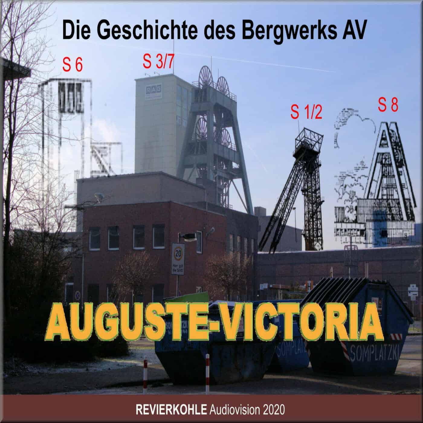 Bergwerk Auguste Victoria Marl