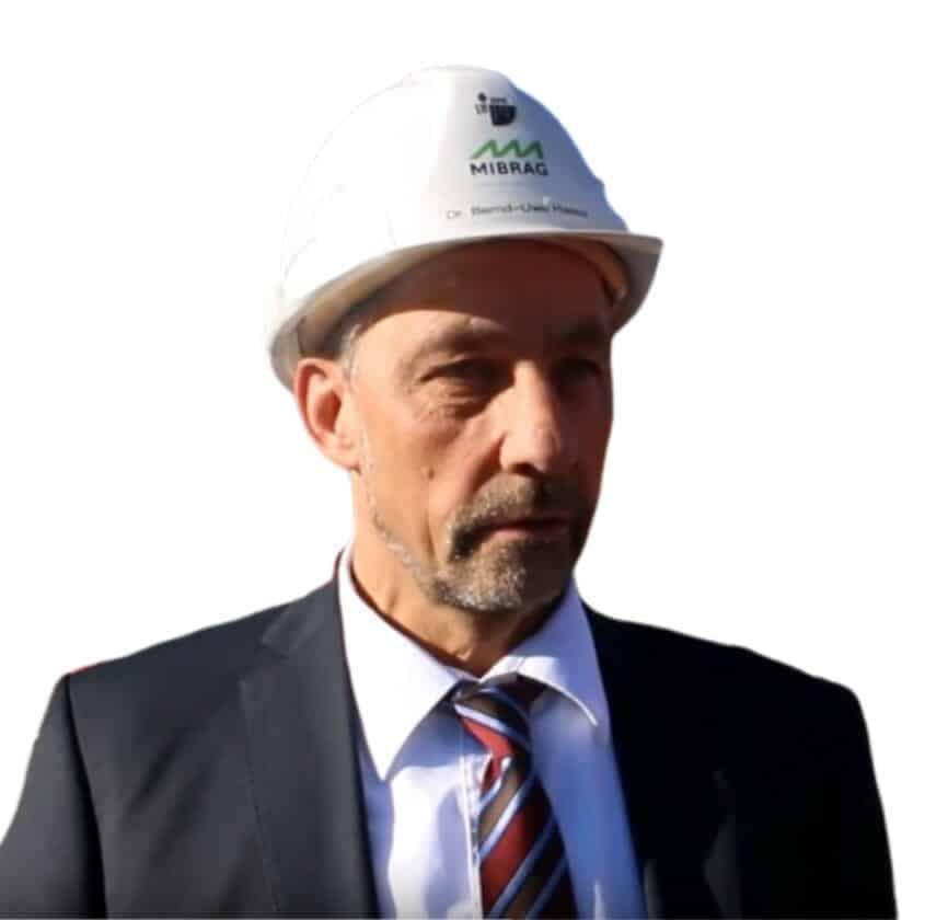 Personaldirektor Mibrag GmbH