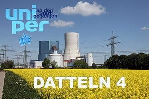 Datteln 4 Inbetriebnahme 30.5.2020