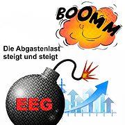 EEG Abgabenlast steigt
