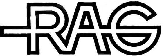 RAG-altes Firmenlogo