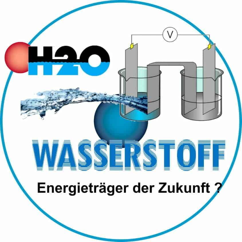 Wasserstoff-Illustration
