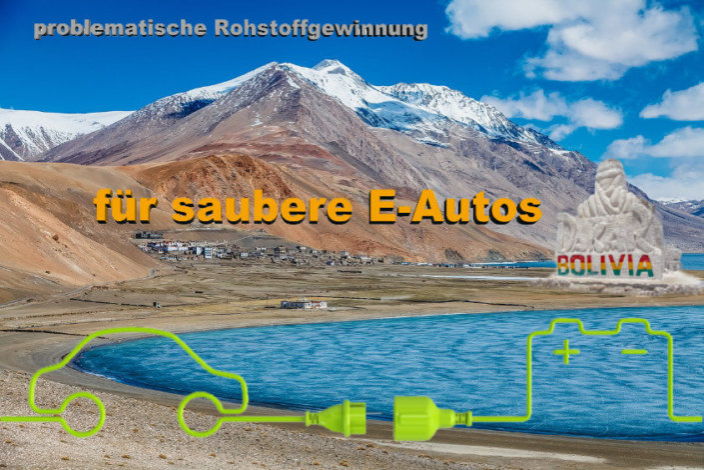 Bolivien leidet an Wasserknappheit