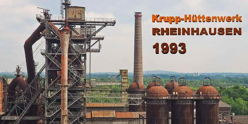 Krupp-Stahlwerk Rheinhausen