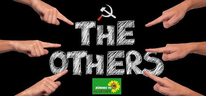 die Anderen -Plakat